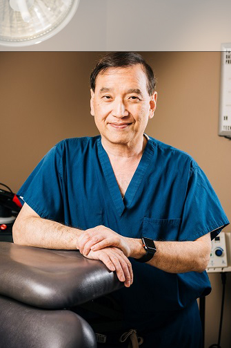 meet dr. Machida